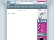 screenshot http://www.lumhouse.fr vente d'ampoules
