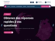 screenshot http://www.lumiere-astrale.com cabinet de voyance lumière astrale