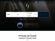 LunaJets : affrètement d'avion privé