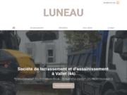 Luneau Sàrl - terrassement et assainissement
