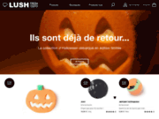 bon de reduction Lush