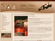 screenshot http://www.luthier-violons-33.fr luthier violons bordeaux