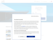 screenshot http://www.lux-residence.com vente de biens immobiliers de prestige