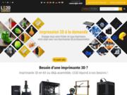 LS3D - Le Spécialiste des imprimantes 3D