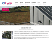 Lyon étanchéité toiture terrasse