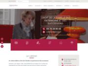 Avocat au barreau de Lyon : Cécile Nonfoux