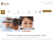 M'lr développement centre d'appel haut de gamme: Lyon