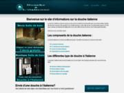 screenshot http://www.ma-douche-italienne.com douche à l'italienne
