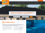 screenshot http://www.ma-maison.fr/ constructeur de maisons individuelles