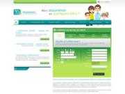 screenshot http://www.ma-mutuelle-complementaire-sante.com comparateur mutuelle complémentaire santé
