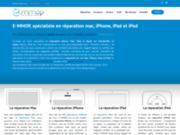 screenshot http://www.mac-maintenance.net dépannage, réparation apple dans le 30 et 34