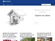 screenshot http://www.macabann.com macabann : faire soi même ses objets déco et meubles design