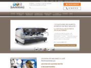 Machines à café professionnelles San Marco et Vectra par Sanmac - Paris, Ile de France - France