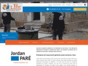 Maçonnerie générale à Olendon - Jordan PARE