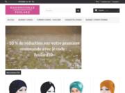 Boutique en ligne bonnet - turban- foulard de chimiothérapie