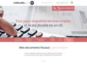 screenshot http://www.mafiscalite.com Conseil fiscal