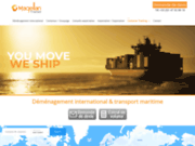 Magellan-Transit, spécialiste du transport international