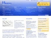 screenshot http://www.magesso.fr/ magesso - paie, gestion des rh et du social