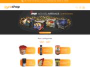 Site web de Magic Pyroshop