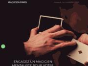 Magicien mentaliste à Paris