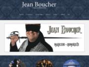 Le magicien Humoriste Jean Boucher