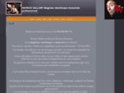 screenshot http://www.magicien13.com magicien ventriloque humoriste