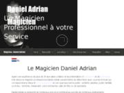 Adrian Daniel, un magicien original pour votre événement