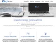Magix cms : Content System Management
