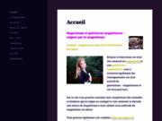screenshot http://www.magnetisme-magnetiseurs.fr/ magnétiseur-guérisseur 59-62, magnétisme sur photo