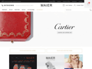 Boutique Maier : montres, haute horlogerie