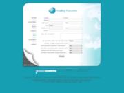 screenshot http://www.mailing-fax.com mailing fax