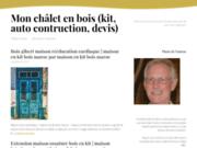screenshot http://www.maison-bois-malin.com Constructeur maison bois