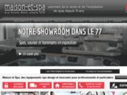 screenshot http://www.maison-et-spa.com maison et spa