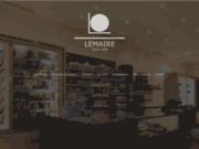 screenshot http://www.maison-lemaire.com/ accessoires cigare paris 75