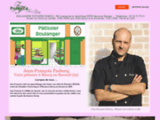 screenshot http://www.maison-pasbecq.com/ boulangerie pasbecq marcq-en-baroeul