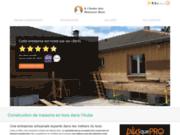 A l'Aube des Maisons Bois : constructeur de maisons dans l'Aube