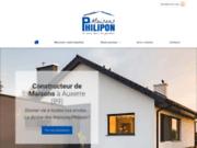 Entreprise Maisons Philipon à Auxerre