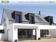 screenshot http://www.maisons-vb.com/ constructeur de maison en bretagne