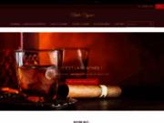screenshot https://maitrecigarier.com/ Cigare