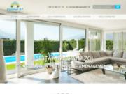 screenshot http://www.maitredoeuvre-habitat87.com maîtres d'œuvre