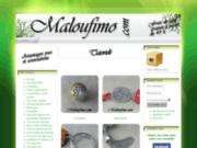 Maloufimo apprets et accessoires de montage