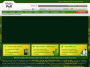 screenshot http://www.maltapuff.fr arrêter le tabac avec maltapuff