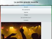 screenshot http://www.malyprod.com/ société Malyprod