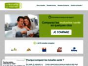 screenshot http://www.mamutuelleparinternet.com mamutuelleparinternet.com : comparateur mutuelles
