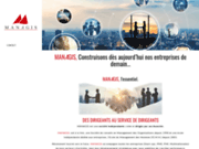 screenshot http://www.managis.com formation proposée par MANAGIS pour manager et manager en devenir