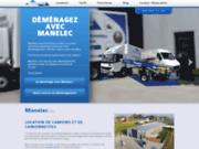 Spécialiste de la location de camions en Belgique