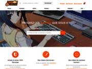 Manga-occasion : achat et vente en ligne de mangas (myth cloth, evangelion)