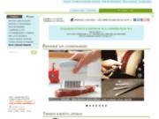 screenshot http://www.manger-nomade.com isothermes pour vos repas et boissons