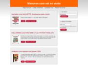 screenshot http://www.maousse.com maousse.com - communication offline  online