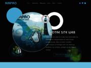 screenshot http://www.mapao.net création et location site web